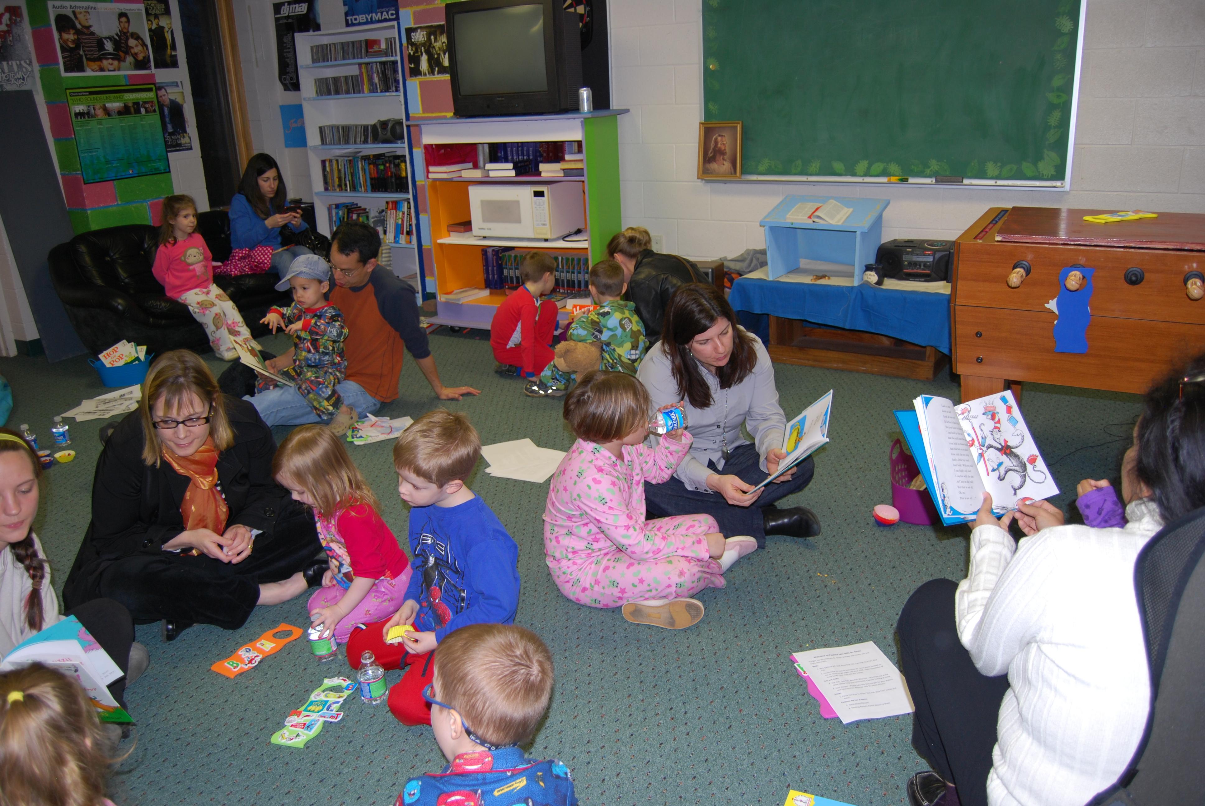 preschool parents family reading for preschoolers literacy toolbox 495